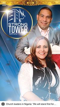 Strong Tower poster