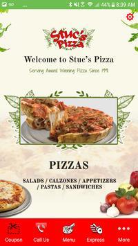 Stucs Pizza(WI) poster