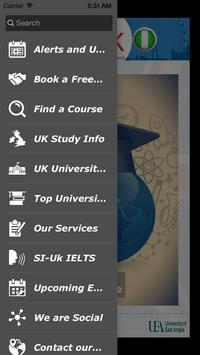 Study in UK - Nigeria screenshot 1