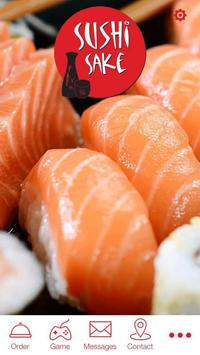 Sushi Sake poster