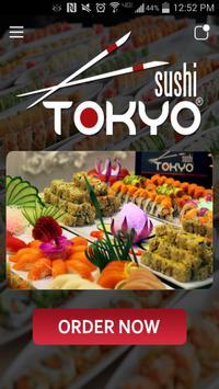 Sushi Tokyo poster