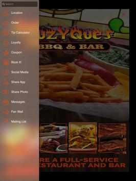 SuzyQue's BBQ screenshot 4