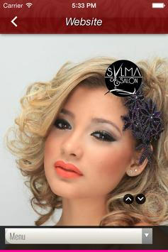 Sylma Salon apk screenshot