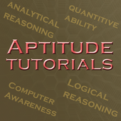 Aptitude Tutorials for Placements icon