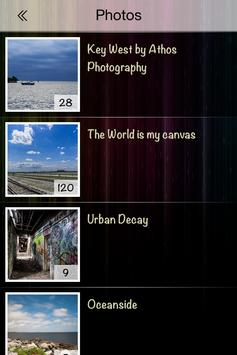 Athos Photography apk screenshot