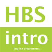 Saxion HBS intro - English icon