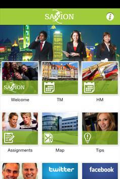 Saxion HBS intro - English poster