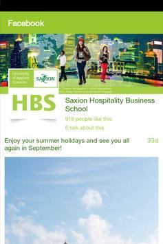 Saxion HBS intro - English apk screenshot
