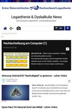 EÖDL Legasthenie apk screenshot