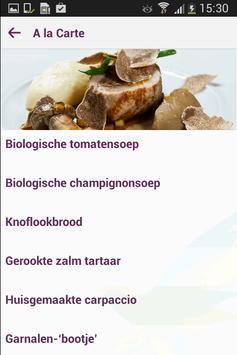 Restaurant Roekenbosch apk screenshot