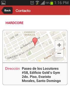 Hardcore Sport Clinic screenshot 2