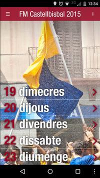 FM Castellbisbal poster