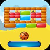 Free Brick Breaking Game icon