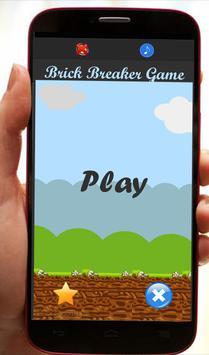 Free Brick Breaking Game poster