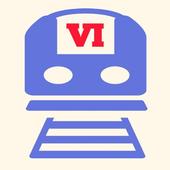 Live Train PNR Status VI icon