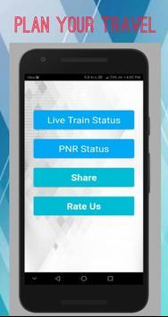 Live Train PNR Status VI poster