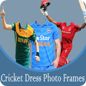 Cricket Dress Photo Frames icon