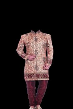 Sherwani Suit Photo Frames apk screenshot
