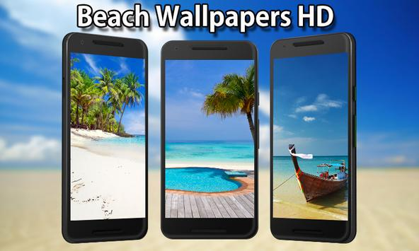 Beach Wallpapers HD poster