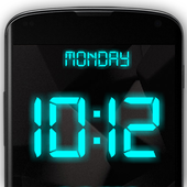 ikon Digital Clock - LED Watch