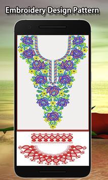 Embroidery Design Pattern screenshot 3