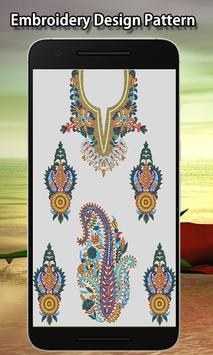 Embroidery Design Pattern screenshot 5
