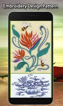 Embroidery Design Pattern screenshot 6