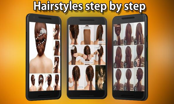 Best Hairstyles step by step poster