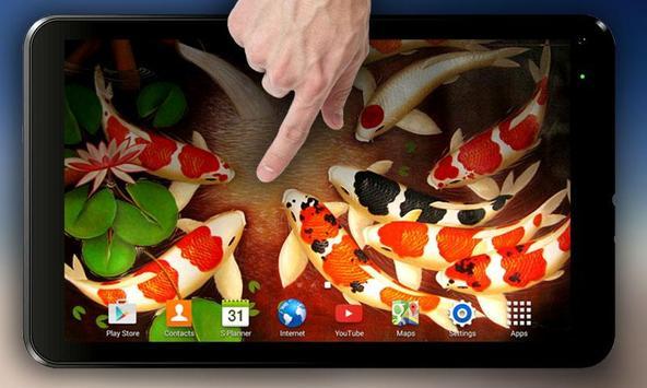 Koi - Aquarium capture d'écran 3