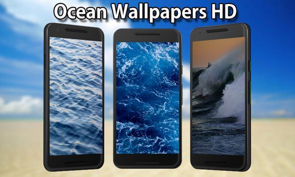 Ocean Wallpapers poster