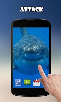 Shark Attack - Magic Touch screenshot 2