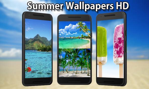 Summer Wallpapers HD poster
