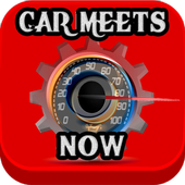Car Meets Now icon