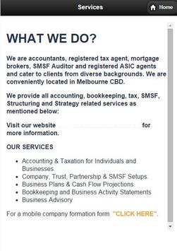A One Accountants apk screenshot