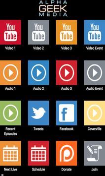 Alpha Geek Media Player poster