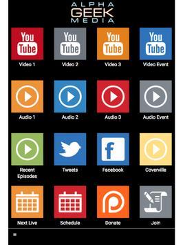 Alpha Geek Media Player apk screenshot