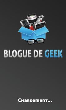 Blogue de Geek Mobile poster