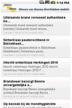 FlakkeeNieuws App apk screenshot