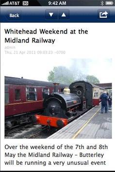 TrainTalk screenshot 4