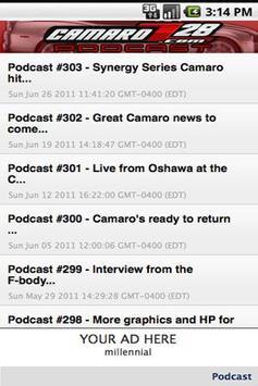 CamaroZ28.COM Podcast poster