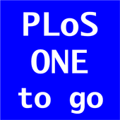 PLoS ONE to go icon