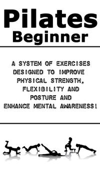 Pilates 4 Beginners NOW FREE! poster