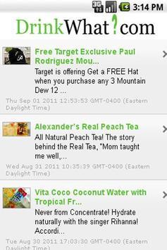 Drink What apk screenshot
