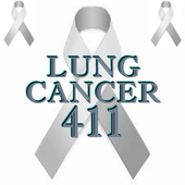 Lung Cancer 411 icon