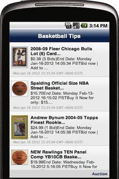 Basketball Tips screenshot 2