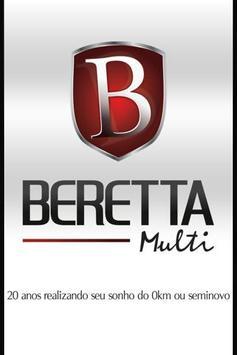 Beretta Multi poster
