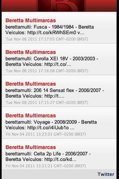 Beretta Multi screenshot 3