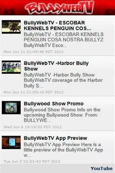 BullyWebTV screenshot 1
