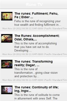 Rune Magic TV poster