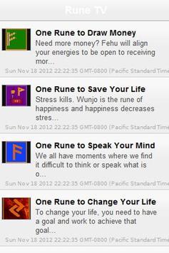 Rune Magic TV screenshot 1